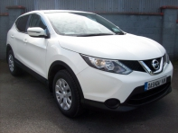 ONE ONLY - QASHQAI VAN FROM €88 PER WEEK*