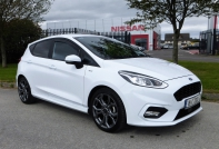Ford Fiesta 1.0 ECO ST LINE 100hp